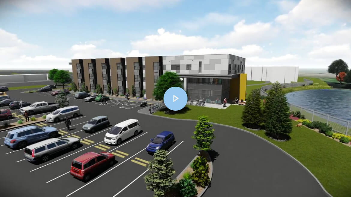 Virtual Tour of CBC Student Housing